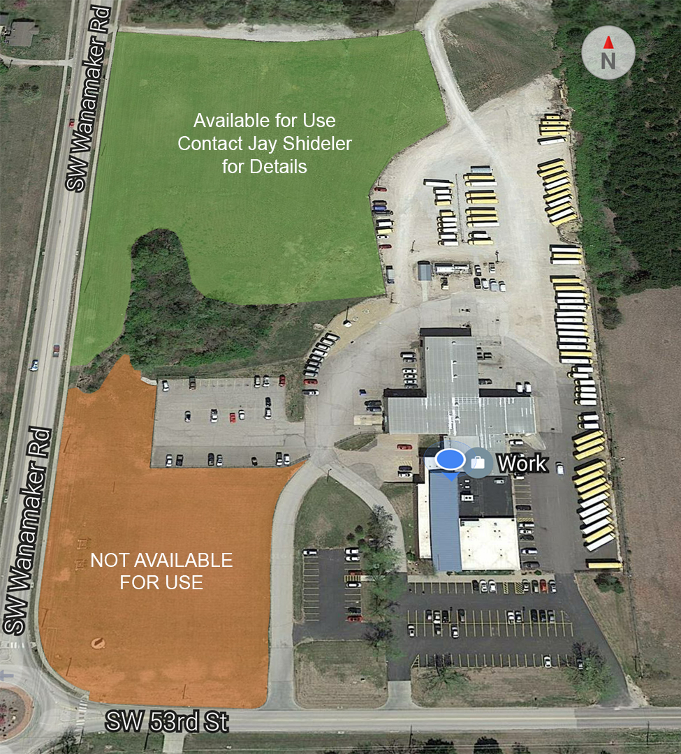 Shuler Education Center Facility Map