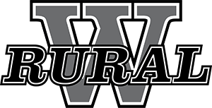 Washburn Rural High School athletic logo (grayscale)