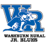 Washburn Rural High School logo (color)