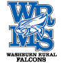 Washburn Rural Middle School logo (color)