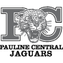 Pauline Central Primary logo (grayscale)